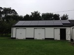 5kw domestic solar panel system